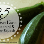 25 Creative Uses for Zucchini and Summer Squash 2