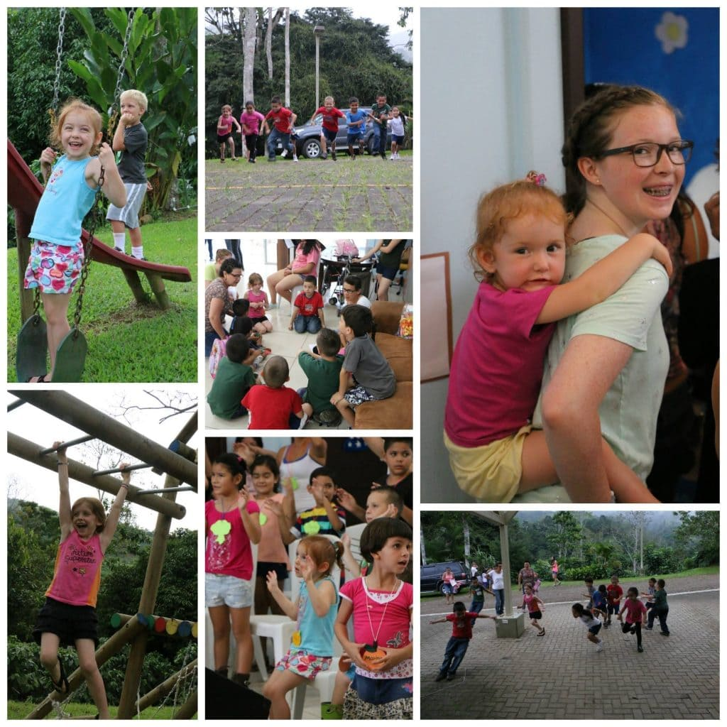 VBS in Costa Rica