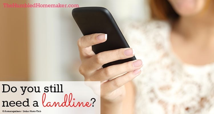 Do you still need a landline phone? Check out these pros and cons that come with cancelling your landline phone service.