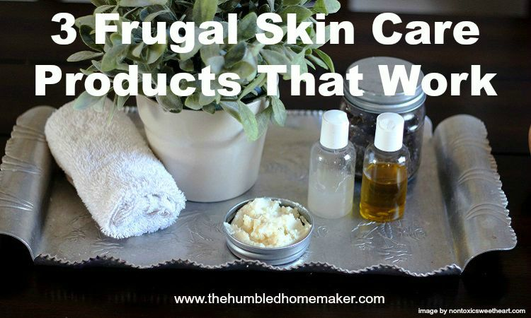 Replacing your skin care products with ones you make on your own can be an easy switch!