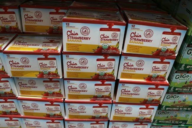 Chia Strawberry Bananana