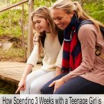 I am convinced that spending time with teenagers can help me better parent my little ones!