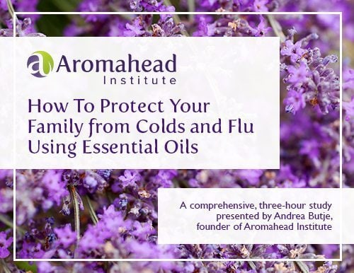 How to Protect Your Family from Colds and Flu Using Essential Oils