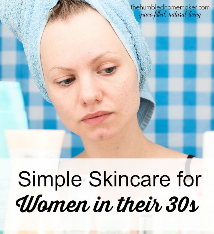 Tired of zits and wrinkles at the same time? Yeah, me too! Check out these tips for simple skincare for women in their 30s!