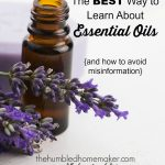 Essential oils have hit the internet by storm--although they have been around for centuries! Check out the best way to learn about essential oils--and how to avoid misinformation!