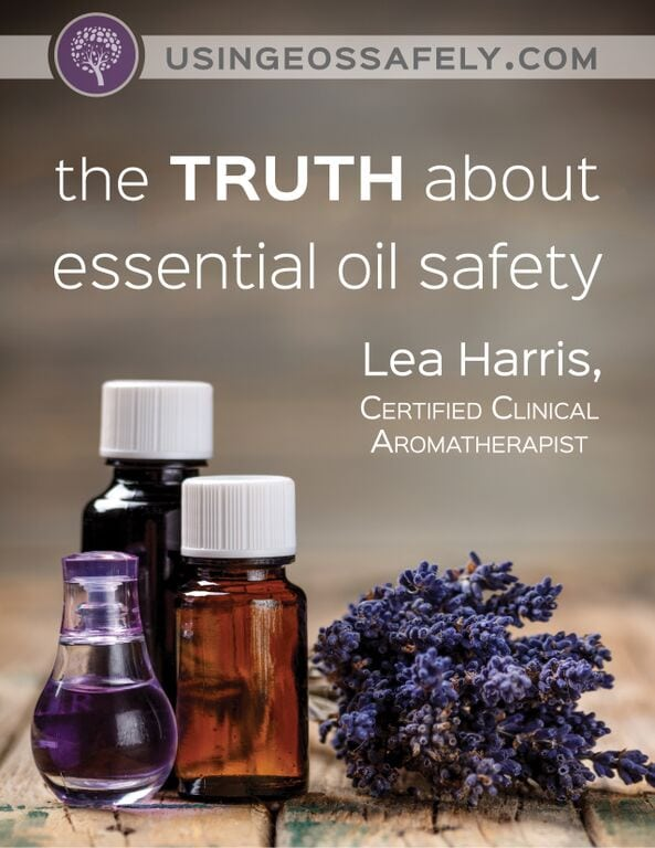 The Truth About Using Essential Oils Safely