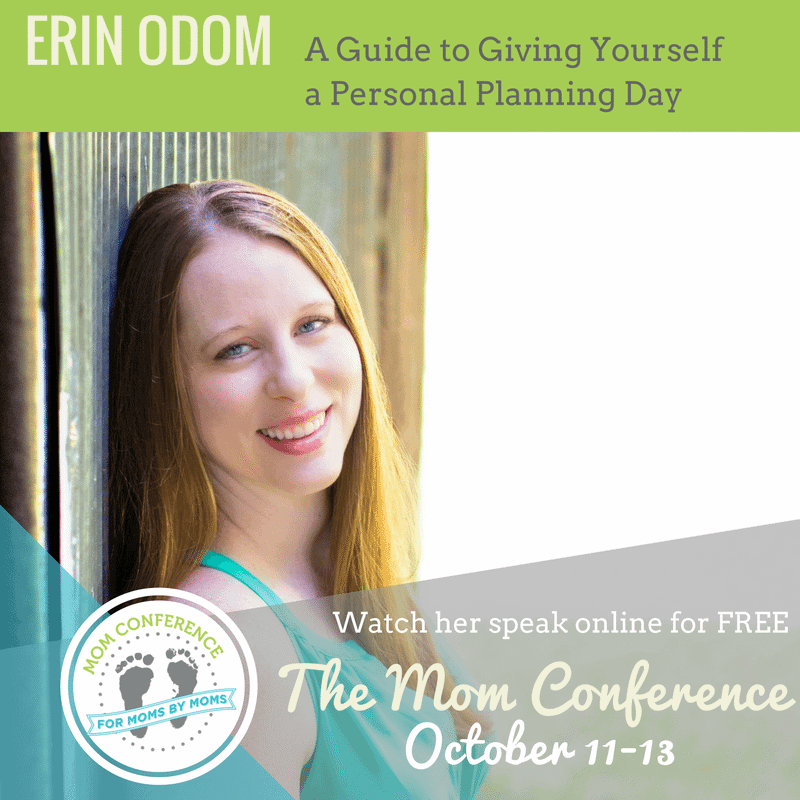 A Guide to Giving Yourself a Planning Day | The Mom Conference