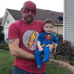 dads want to be the hero
