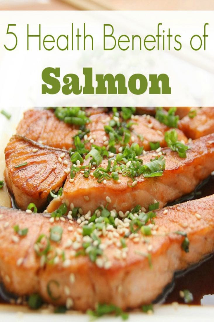 Salmon is a super food that we can't afford not to eat. You won't want to miss these health benefits of salmon (plus get a recipe for a yummy seared salmon and salsa verde!).