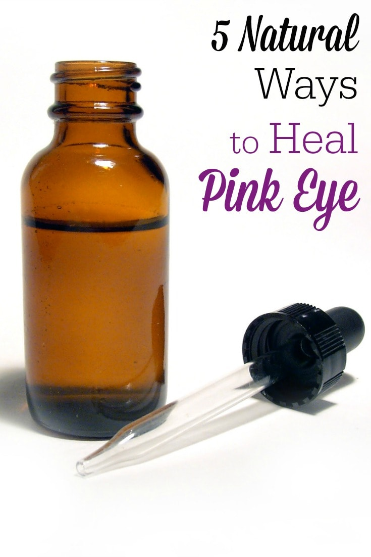 Heal pink eye naturally! You don't have to spend lots of money on expensive doctor's visits to get a prescription for antibiotic drops.