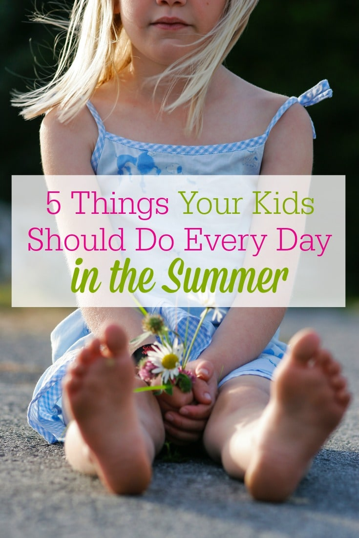 Ready For Your Children To Be Home For The Summer?