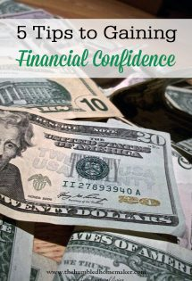 This post was sponsored and paid for by SunTrust. All opinions are my own. The beginner's guide to gaining financial confidence starts with taking responsibility for your finances. Plus, get free financial advice from SunTrust.