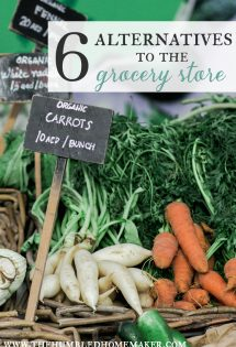 6 Alternatives to the Grocery Store