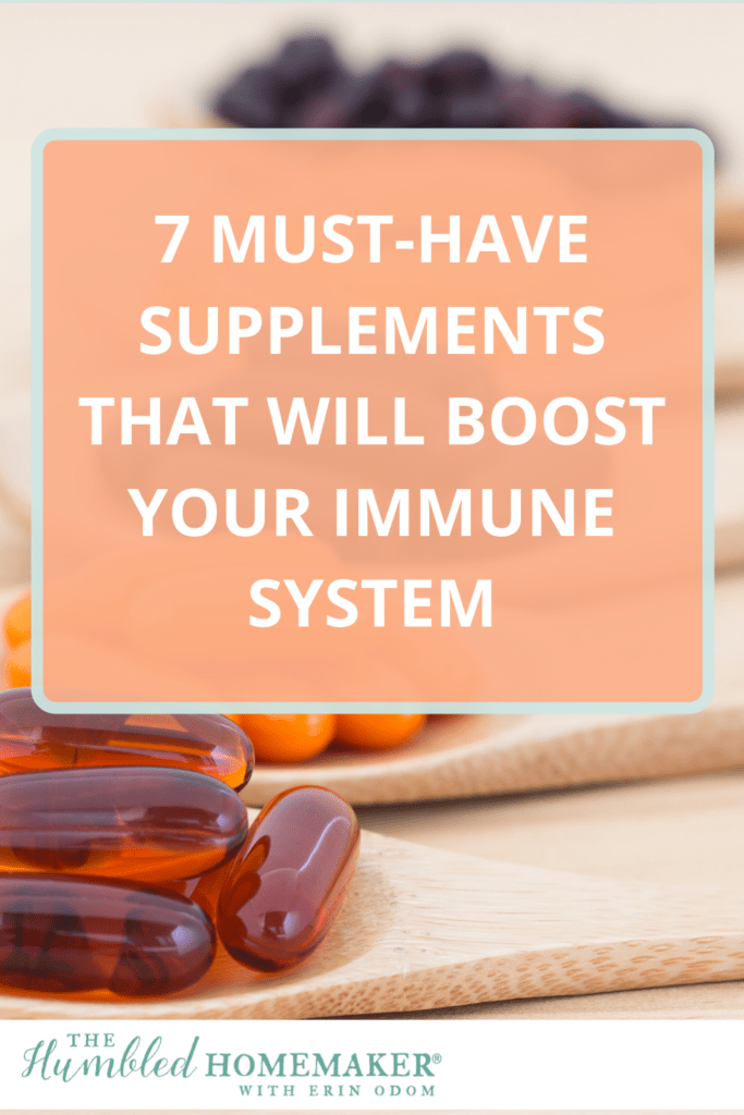 For the most part, my family has been able to keep healthy during cold and flu season the past several years. How? Today I'm sharing our winter supplements regimen!