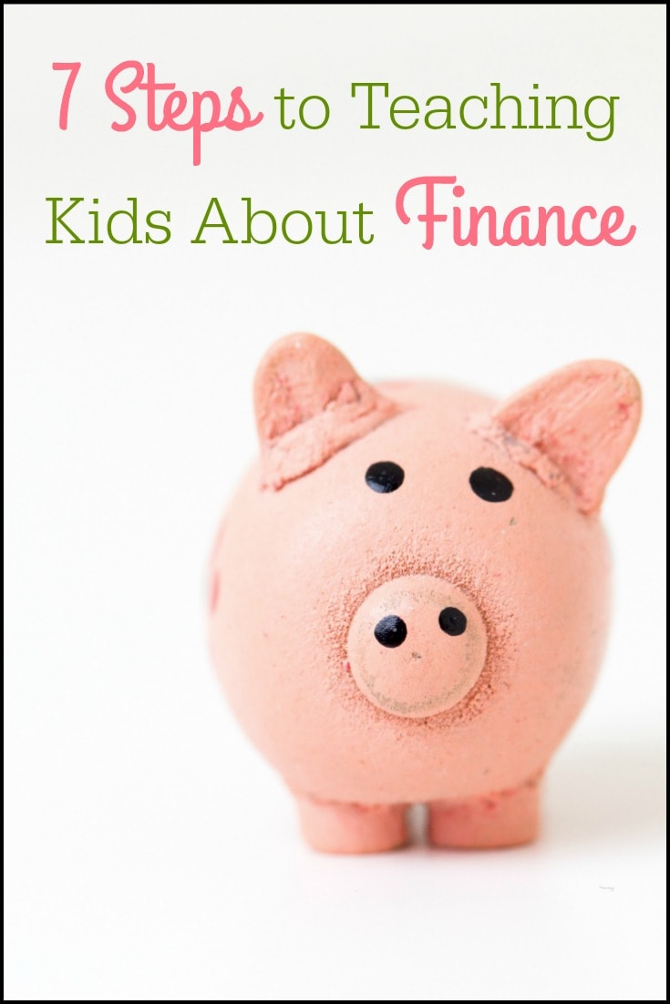 steps to teaching kids about finance the humbled homemaker in today s world teenagers can get their first credit card before learning anything about money