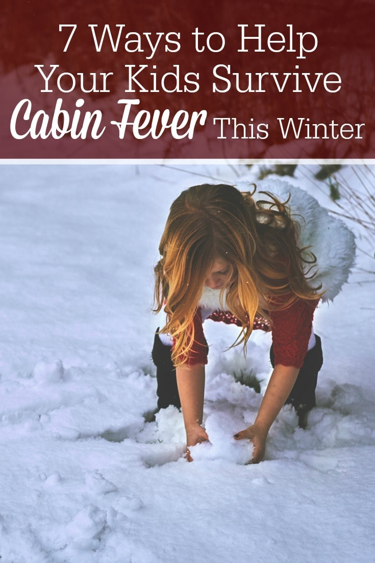 Cabin fever doesn't have to drive us crazy, instead it can motivate us to change things up and make our homes more loving and fun for all of us – mom, too!