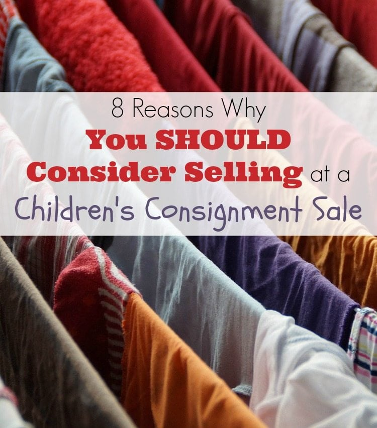Some women make thousands at consignment sales each season! If you're looking to make extra money, you might want to consider selling at a children's consignment sale. It's not for everyone, but it just might be for you!