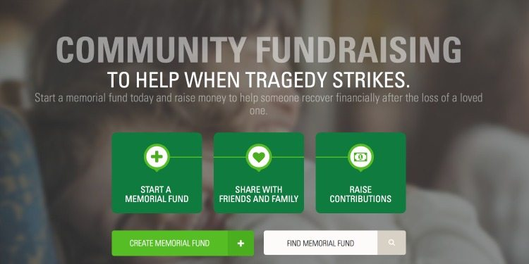 prevent financial ruin through community based fundraising