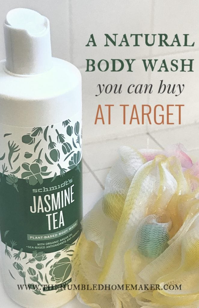 "Is it possible to find natural products--like natural body wash--at mainstream stores? Thankfully, the answer is now a resounding ""yes""!"