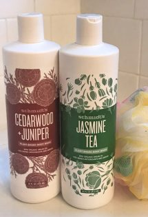 A Natural Body Wash at Target? Yes, Please!