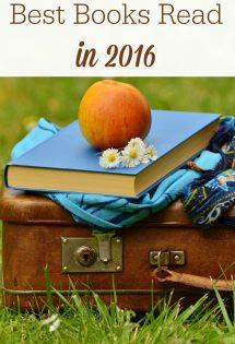10 Best Books Read in 2016