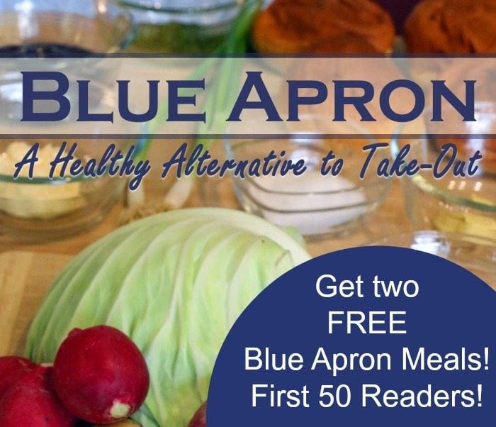 Blue Apron Meals Free