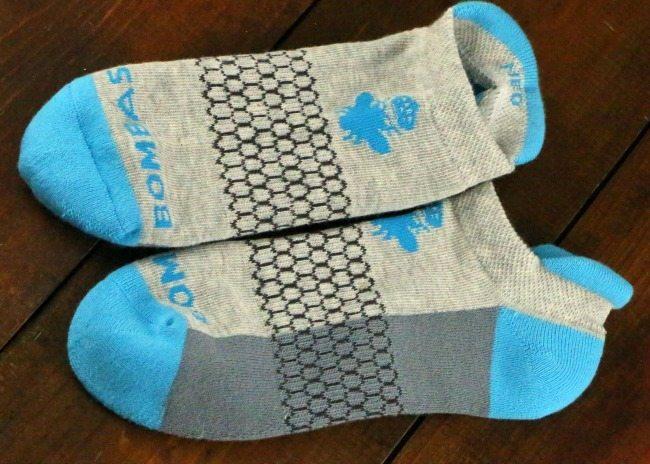 Bombas blue socks