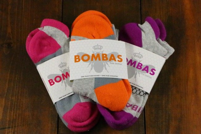 Bombas colored socks