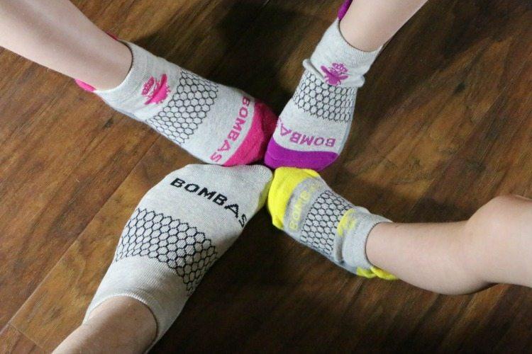 Bombas feet