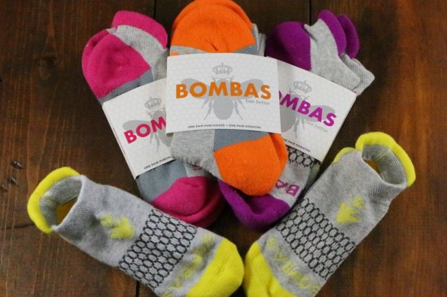 Bombas multi-colored socks