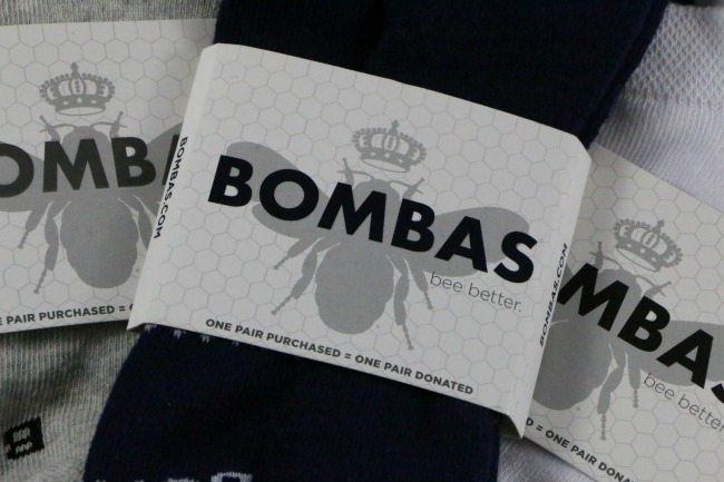 Bombas packaging