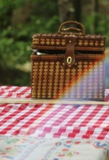 These are our family's favorite picnic foods, picnic gear, and tips for saving money by bringing your own meals from home instead of buying food out!