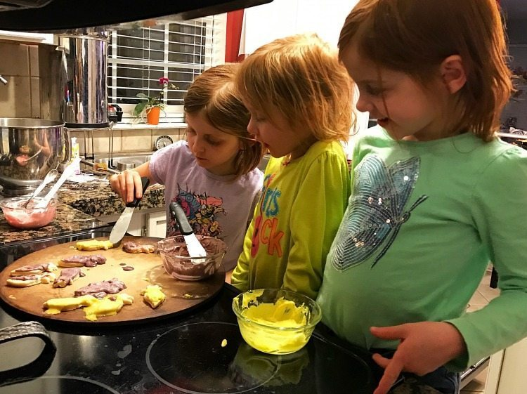 Tips for a Creative Family Movie Night Decorate Character Cookies