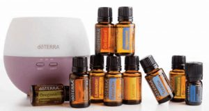 WIN a doTERRA® Essential Oils Athlete's Kit!