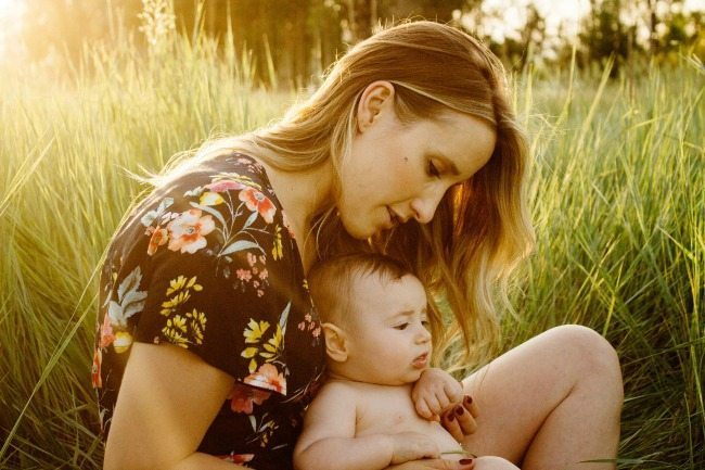 Are the mother of a baby and a toddler? Embrace this fleeting season of life, even if it's hard!