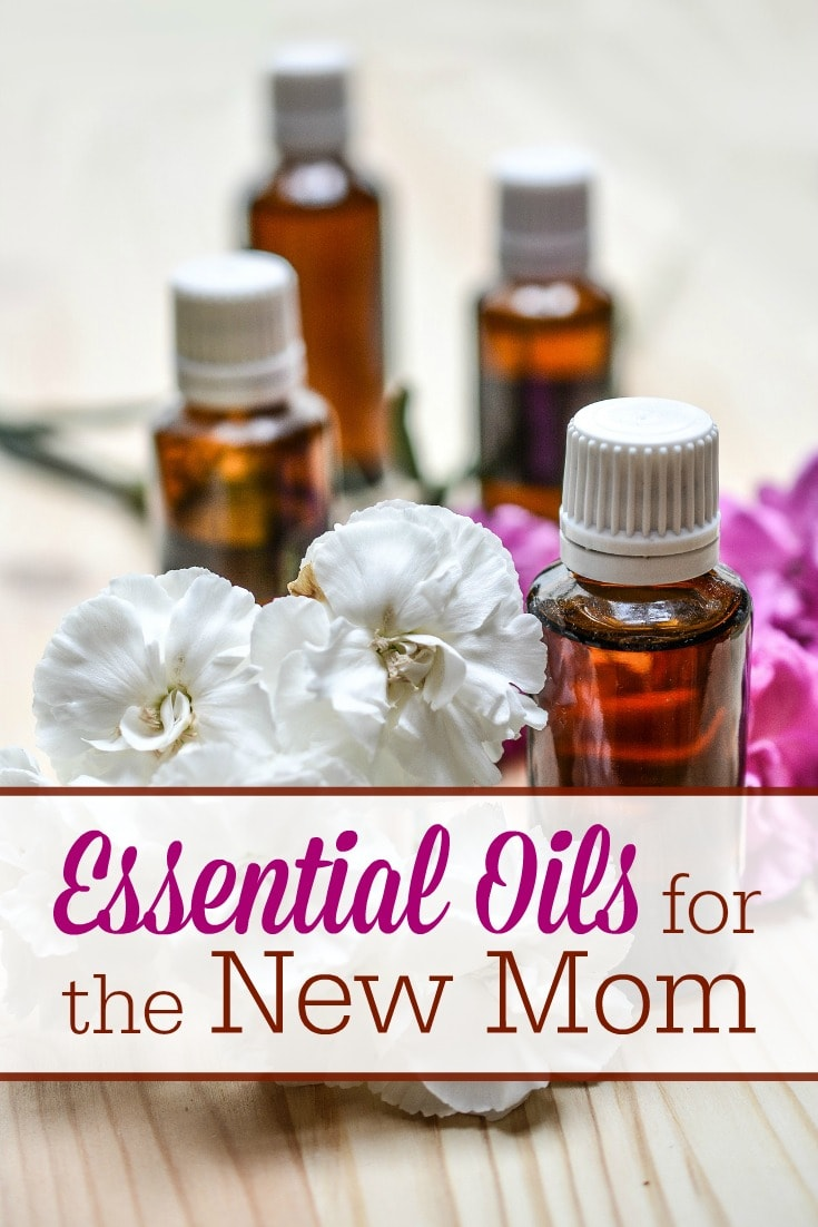 Do you want to learn how to use essential oils for your family? These three essential oils are some of the easiest and least expensive to use. They're perfect to give as gifts for new moms who want to explore natural remedies for their families!