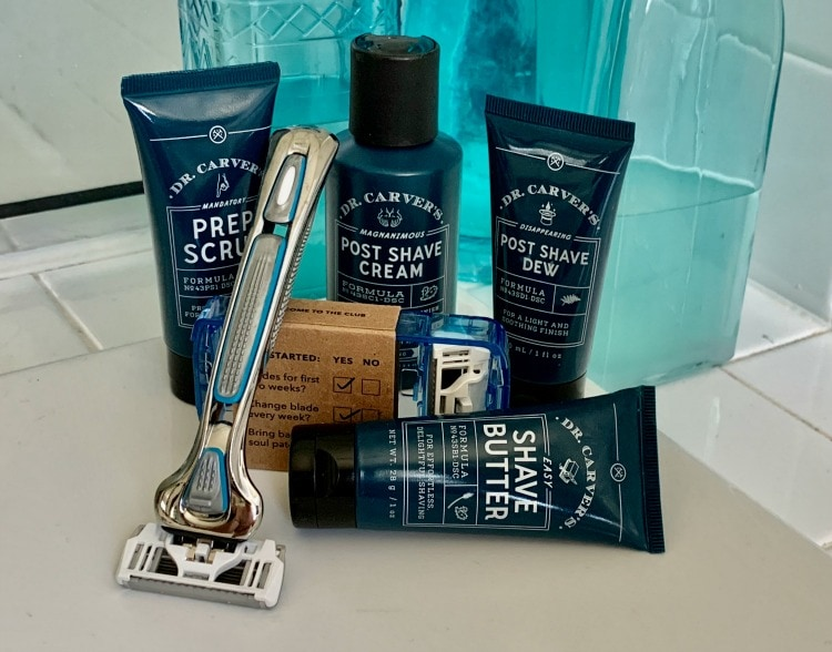 Everything you need for a better, cleaner shave