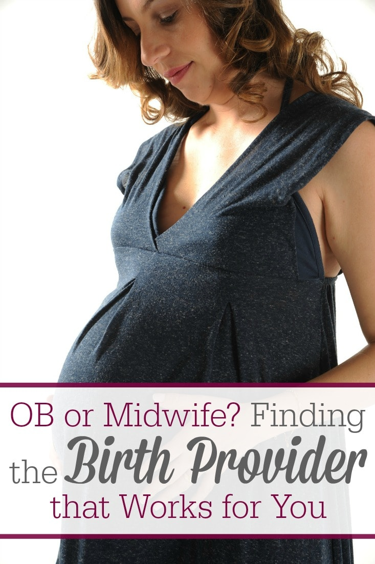 If you're expecting, you've probably wondered: who should oversee your prenatal care and deliver your baby? Here's how to choose between an OB or midwife!