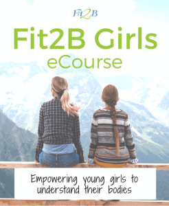 Fit2Be Girls eCourse
