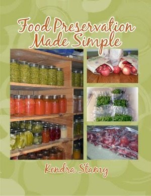 Preserve your garden harvest with these simple, practical guide to food preservation!