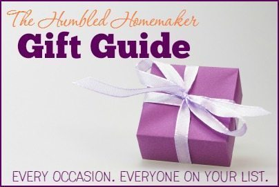We hope this gift guide, which includes gifts you can buy ONLINE--without leaving your house--will help take the stress out of holiday shopping!