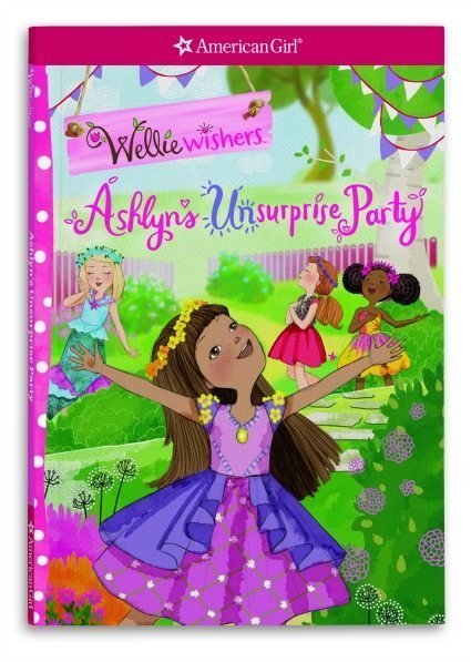 American Girl Wellie Wishers Chapter Books Teach Empathy