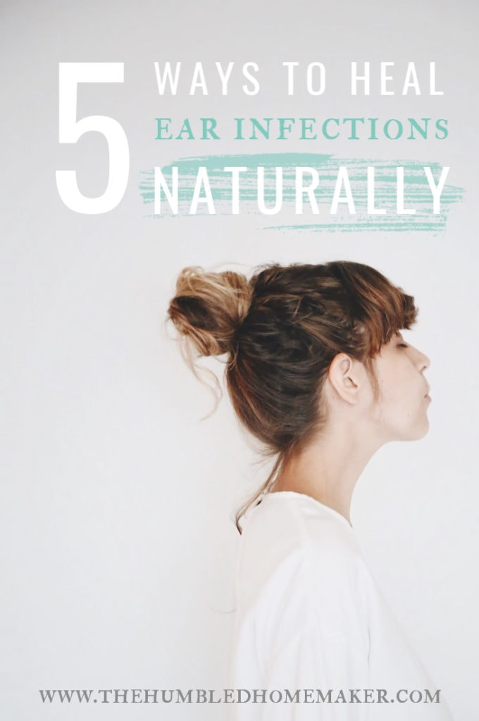 It's possible to heal ear infections naturally with safe, at-home treatments. Here are five holistic remedies to try for ear infections to help you avoid conventional antibiotics.
