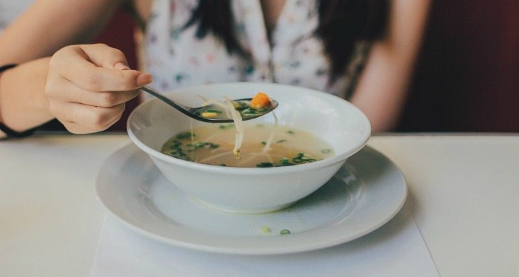 Homemade, broth-based soup is one of the best natural remedies for colds and flu! Click through to the post for 9 more ways to boost your immunity.