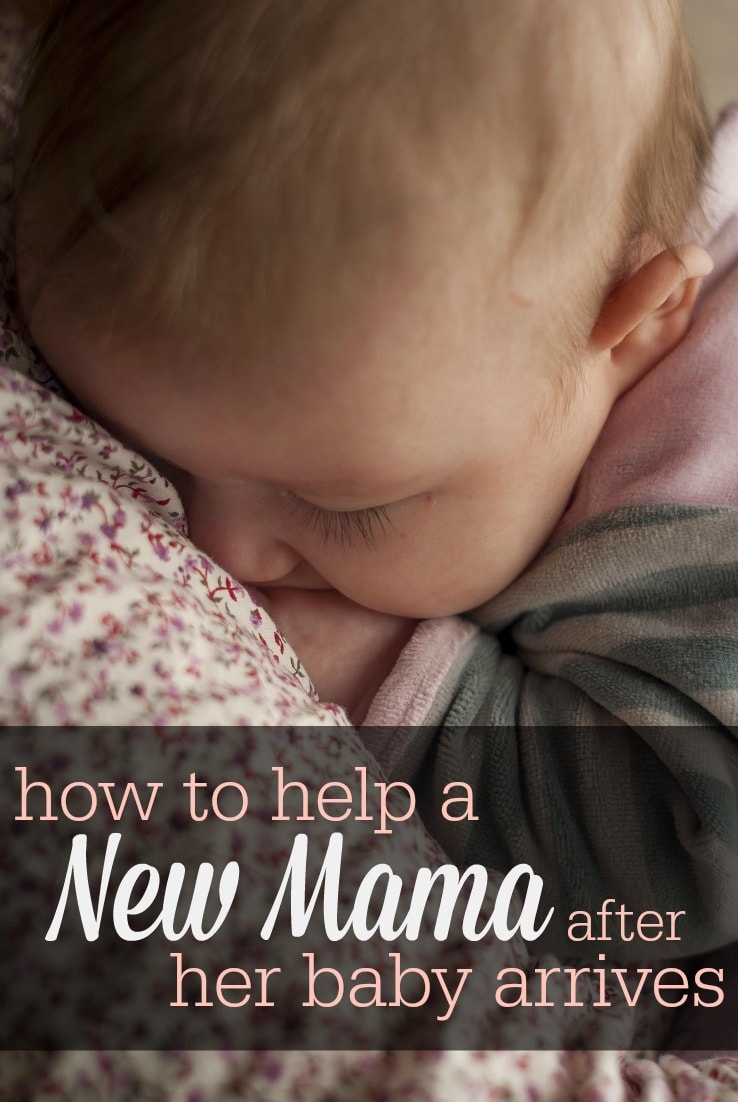 New mothers really need, and deserve, as much help as they can get from their friends and family. Here are 9 things moms with newborns wish you would do for them!