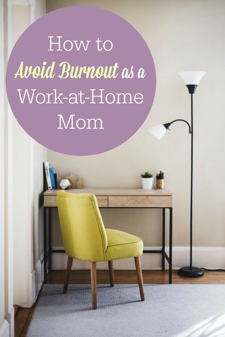 If you're a work-at-home mom, it's so easy to get burned out! Use these practical tips for avoiding burnout and keeping your WAHM business thriving!