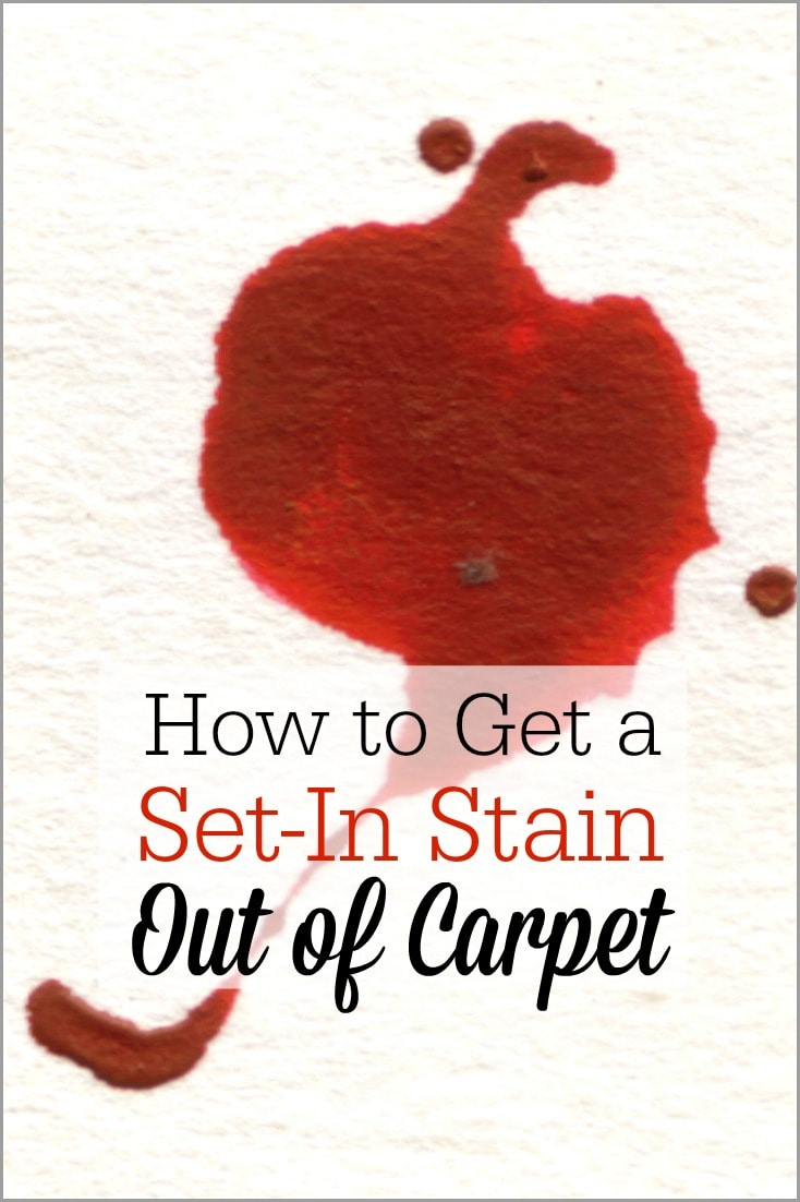 All You Need Are 2 Ings To Diy Your Own Clean Carpets Via Mama