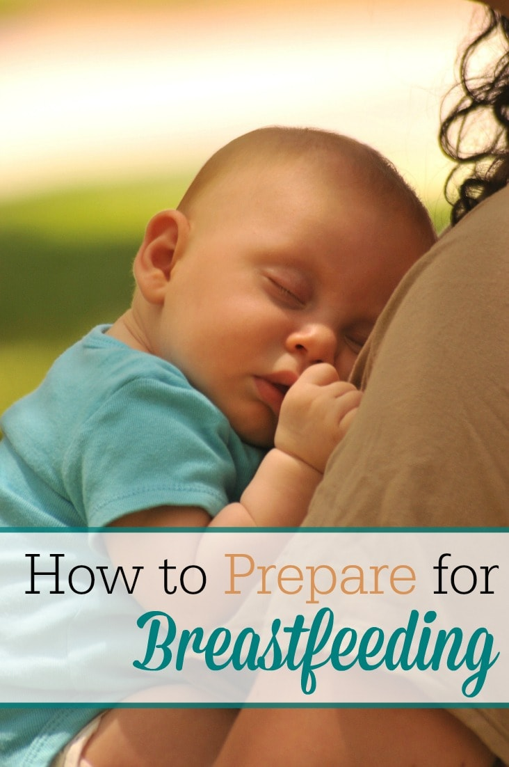 There are several key things you can do to prepare for breastfeeding--even before your baby arrives!