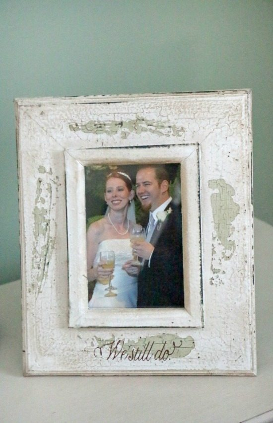 How to Stay Married During Crisis We Still Do Picture Frame