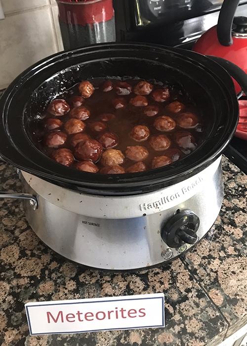 easy barbecue meatball recipe